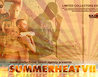 Meak Productions' SUMMERHEAT VII Campaign 2015