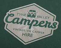 Branding: Tyne Valley Campers