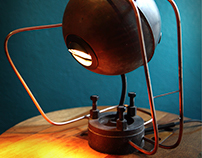 Aeon F :: desk lamp