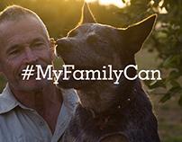 SPC #MyFamilyCan