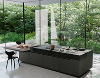 Maxima 2.2 Kitchen