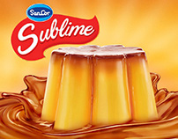 SANCOR   Sublime - Dessert illustration