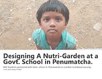 Designing A Nutri-Garden (System Design)