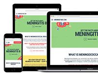 GSK Meningitis B Microsite
