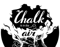 Chalk is in the air