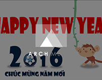 Officience | Happy New Year (Visual Animation 2015)