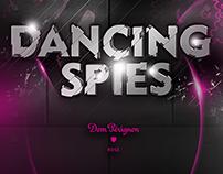 DOM PERIGNON DANCING SPIES