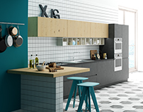 Kitchen color