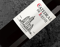 Catedral de León - Packaging Vino