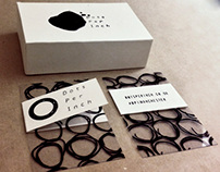 Dots Per Inch - Business Cards