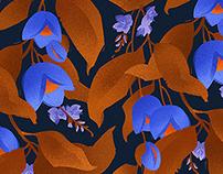 Tropical Garden Patterns