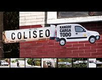KANGOO STREET SIGNS Renault Mexico