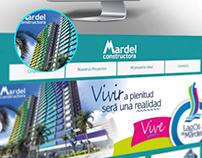 Proyecto Mardel Constructora