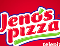 Radio - Jenos Pizza