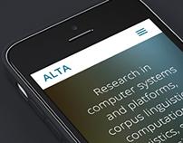 ALTA site