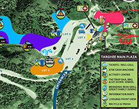 Design - Music Festival Map & Schedule