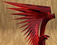 Ruby Falcon