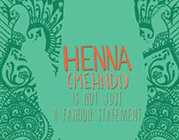Henna Poster