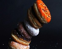 Donut Tower Photography