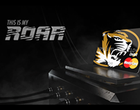Tiger Checking TV