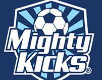 Mighty Kicks Logo