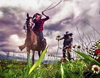 Bosquejo en la Mancha