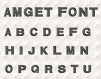 Amget Font