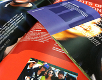 Print Production: Algoma University View Books '11