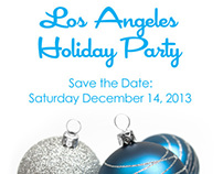 Holiday Party Save the Date