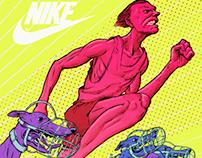Nike Key Art