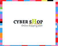 Cyber Shop Website design