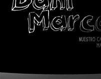 Dani y Marcos, Website | Forma iD