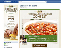 Olive Garden's Social Sweepstakes - Cocinando un Sueño