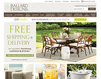 Ballard Designs Landing Pages