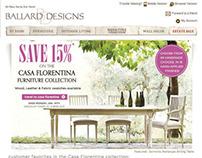 Ballard Designs Emails