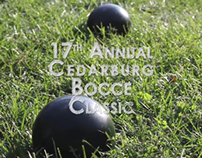 17th Annual Cedarburg Bocce Classic