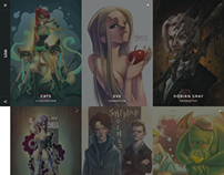 Lilith - Creative Responsive Portfolio Theme