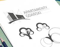 Apartamenty Gdanski Logo Design