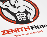 Zenith Fitness Logo Template