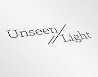 Unseen Light Exhibition Design