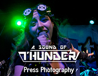 A Sound Of Thunder - Press Photography