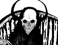 DEATH (drawing)
