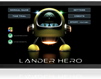 "Sound Design for ""Lander Hero"" iOS Game"