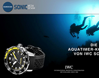 Sound Design for IWC Watches Switzerland