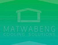 MATWABENG COOLING SOLUTIONS - Branding