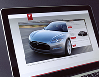 Tesla Motors Custom ERP
