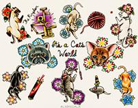 It's a Cat's World