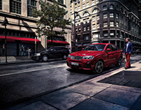 Postproduction BMW X3 & X4