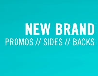 INTERECONOMÍA NEW BRAND // PROMO // SIDES // BACKS