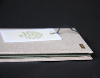 Though Seasons Pass book design